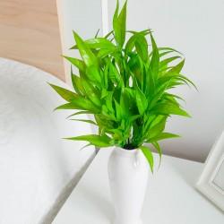 Бамбук искусственный, букет 5 веток