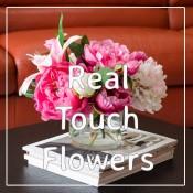 Сенсорные цветы Real Touch