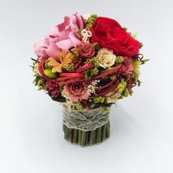 Стабилизированные цветы - что это: Они правда не вянут? Как?