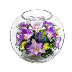Разбираемся: Цветы в вакууме и цветы в стекле - одно и тоже или нет?